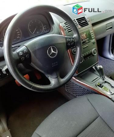 Mercedes A170 Elegance 2007 թ.