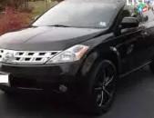 Nissan muranoyi hetevi bachok GLUSHITEL