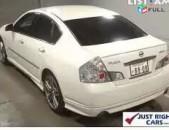 Nissan fuga tapqi bardzracum pasadki bardzracum