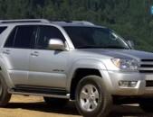 Toyota 4Runer zashitnik