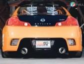 Nissan skaylayni glushitel hetevi bachok xlacucich sport glushitel