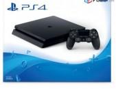 Ps4 playstation 4 Sony PlayStation 4 1TB Slim Gaming Console, CUH-2215BB01