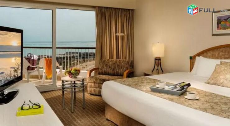 Բուժում Իսրայելում, Մեռյալ Ծով - David Dead Sea Resort & Spa 5 * - 8 օր