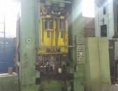 Pres mamlic hastoc press Пресс однокривошипный двойного действия закрытый КБ5530