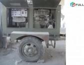 Dvijok generator agregat tarber 2-ic 250kt