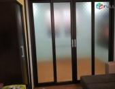Slayd շարժական դռներ եւ պատուհաներ