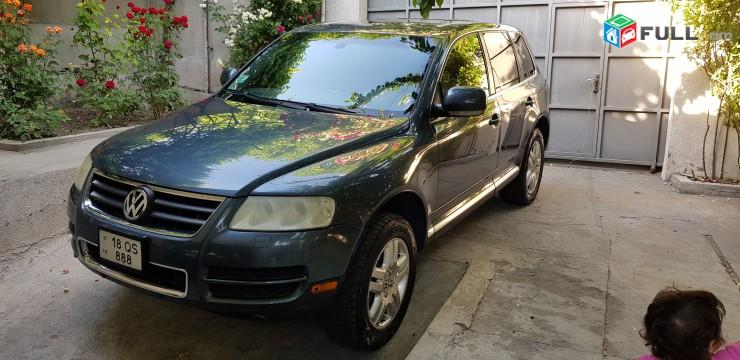 Volkswagen Touareg , 2005թ.