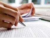 Փաստաթղթերի մասնագիտացված բարձրակարգ թարգմանություններ