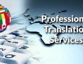 Մասնագիտական տեքստերի թարգմանություն Professional Translations