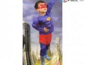 Superman nor shor