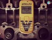 Nokia 1202 gold Armani idialakan vichakum