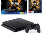 Ps 4 Slim Call of Duty: Black Ops 4, + 10 xax 1t erashxiq HDR VR