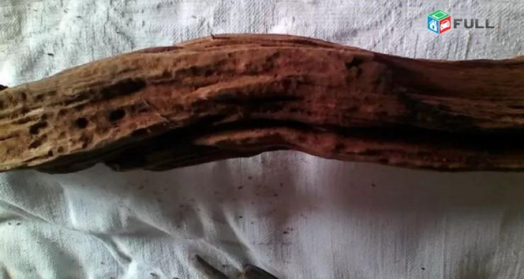 Аквариумная длинная коряга