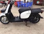 Yamaha gear moped scooter