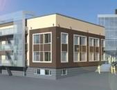 Բիզնես կենտրոնների նախագծում, կառուցում, վերանորոգում, դիզայն