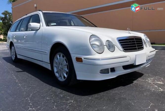 Mercedes E 300 , 2003թ.