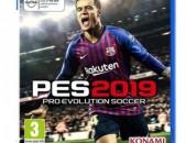 Ps4 Խեղեր Playstation4 Ps3 Լիցենզիոննի ու երաշխիքով Օրիգինալ փեթեթով PES 2019