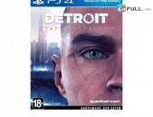 Ps4 Խեղեր Playstation4 Ps3 Լիցենզիոննի ու երաշխիքով Օրիգինալ փեթեթով Detroit Ста