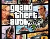 Ps4 Խեղեր Playstation4 Ps3 Լիցենզիոննի ու երաշխիքով Օրիգինալ փեթեթով GTA5