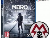 Playstation 4 Խեղեր Ps 4 Ps 3 Լիցենզիոննի ու երաշխիքով Օրիգինալ փաթեթով Metro Ex