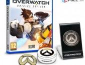 Ps4 Խեղեր Playstation4 Ps3 Լիցենզիոննի ու երաշխիքով Օրիգինալ փեթեթով Overwatch 2