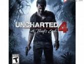 Ps4 Խեղեր Playstation4 Ps3 Լիցենզիոննի ու երաշխիքով Օրիգինալ փեթեթով Uncharted 4