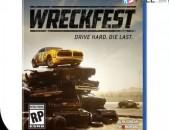 Playstation 4 Խեղեր Ps 4 Ps 3 Լիցենզիոննի ու երաշխիքով Օրիգինալ փաթեթով Wreckfes