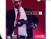 Playstation 4 Խեղեր Ps 4 Ps 3 Լիցենզիոննի ու երաշխիքով Օրիգինալ փաթեթով Hitman 2