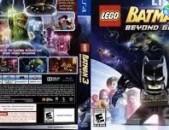 Ps4 Խեղեր Playstation4 Ps3 Ps 4 Լիցենզիոննի ու երաշխիքով Օրիգինալ փաթեթ Lego Bat