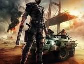 Playstation 4 Խեղեր Ps 4 Ps 3 Լիցենզիոննի ու երաշխիքով Օրիգինալ փաթեթով Mad Max