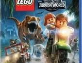 Playstation 4 Խեղեր Ps 4 Ps 3 Լիցենզիոննի ու երաշխիքով Օրիգինալ փաթեթով Lego Jur