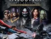 Playstation 4 Խեղեր Ps 4 Ps 3 Լիցենզիոննի ու երաշխիքով Օրիգինալ փաթեթով Injustic