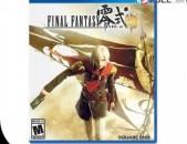 Playstation 4 Խեղեր Ps 4 Ps 3 Լիցենզիոննի ու երաշխիքով Օրիգինալ փաթեթով Final Fa