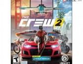 Ps4 Խեղեր Playstation4 Ps3 Լիցենզիոննի ու երաշխիքով Օրիգինալ փեթեթով THE CREW® 2