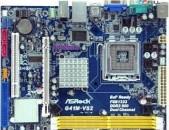 Materinka / mayr plata / motherboard / 775socket G41 / G41M-VS2 Asrock