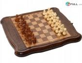 Շախմատ փոքր Shaxmat poqr chess шахматы 15/30