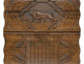Aryuts nardi, նարդի Առյուծ, Нарды Лев, Backgammon Lion