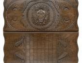 Aryuts nardi. նարդի Առյուծ. Нарды Лев. Backgammon Lion