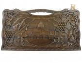 Gayane church Backgammon / Գայանե եկեղեցու պատկերով նարդի / церковь Гаянэ нарды