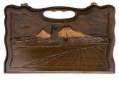 Nardi Ararat / Size 15 / 30 Backgammon Ararat / Гара Арарат / Արարտ լեռ