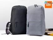 Xiaomi Mi City Sling Light Gray Рюкзак Պայուսակ