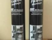 Penosil Fix &Go строительно-монтажный клей пена