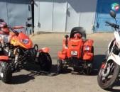 Kvadrocikl-mini traktor 4 skorust-Լավագույն գնի երաշխիք, Ապառիկ Վաճառք