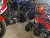 Կվադրոցիկլ 125cc avtomat, BWM կարմիր գույն + Ապառիկ Վաճառք + Լավագույն գնի երաշխ