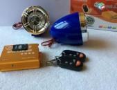 Kvadrociklneri, Motoneri hamar naxatesvac signalizachya + mag-MP3-radio