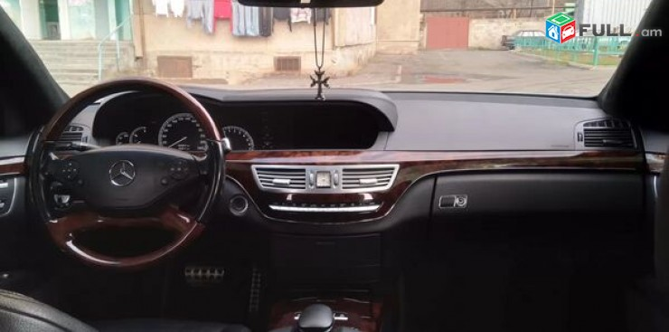 Mercedes-Benz S 550 , 2011թ.