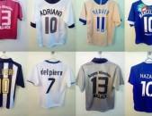 Futbolain timeri hamazgestner / Футбольные футболки / Football t-shirt / Futboli