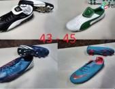 Nike / Adidas / Puma / Skyview / Futboli buci 43 - 45 razmer