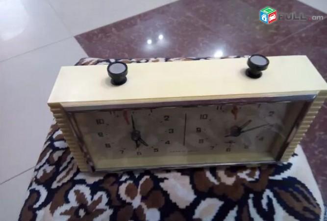 Շախմատի ժամացույց / Shaxmati jamatsuyts / Chess clock / Шахматные часы