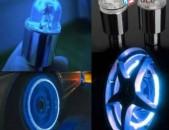 Zalatniki luys Մեքենայի Անվահեծի Զալատնիկի ԼԵԴ Լույս (Կապույտ) 2Pcs